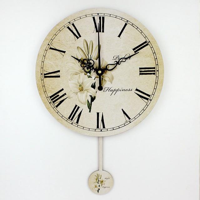 Aliexpresscom Buy Wholesale Modern Home Decor Swing Wall Clock - Wholesale modern home decor