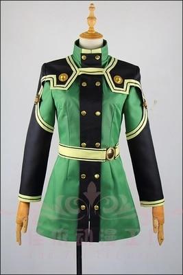 Anime Sword Art Online Ordinal Scale Asada Shino Cosplay Costume