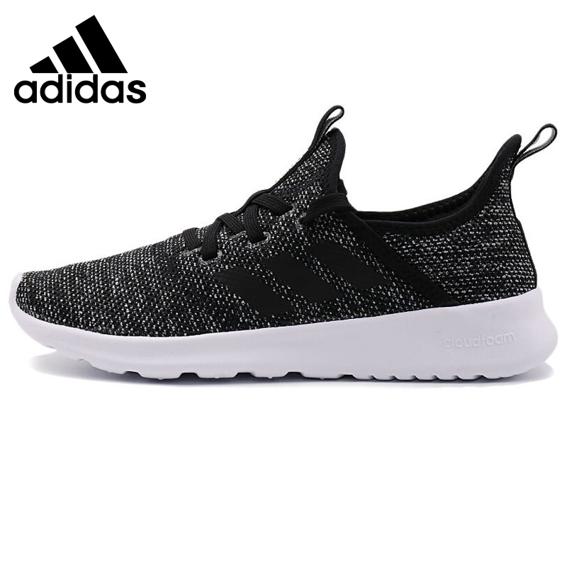 Original New Arrival 2018 Adidas Neo Label CLOUDFOAM PURE Women's Skateboarding Shoes Sneakers