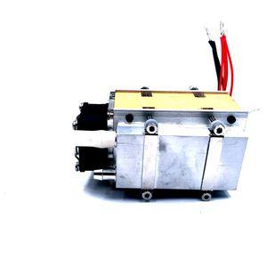 Image 3 - SXDOOL refrigerador semiconductor TEC Peltier, pequeño, bricolaje, refrigeración por agua, movimiento de aire acondicionado para refrigeración y ventilador
