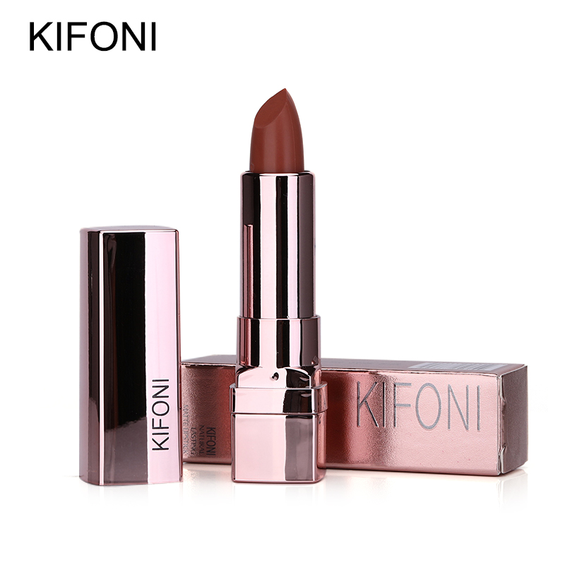 KIFONI brand 20color makeup beauty matte lipstick long lasting tint cosmetic lip