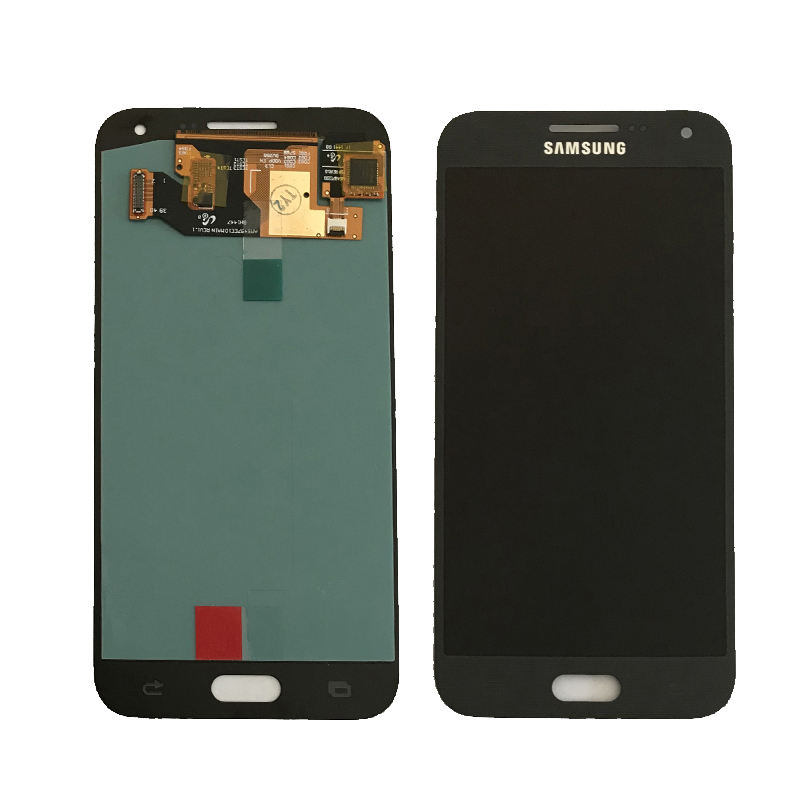 E500 AMOLED LCD For Samsung Glaxy E5 E500 E500F E500H E500M LCD Display Screen and Touch Digitizer Assembly ...