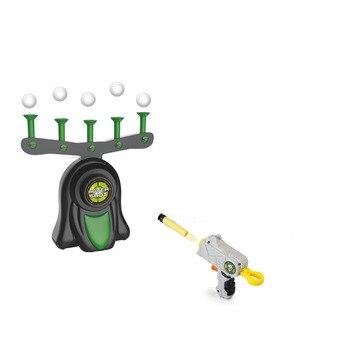 Eva2king Elektrische Suspension Ziel für Nerf Spielzeug Pistole Hover Schuss Spielzeug Pistole Kugeln Ziel für Nerf Gun spielzeug