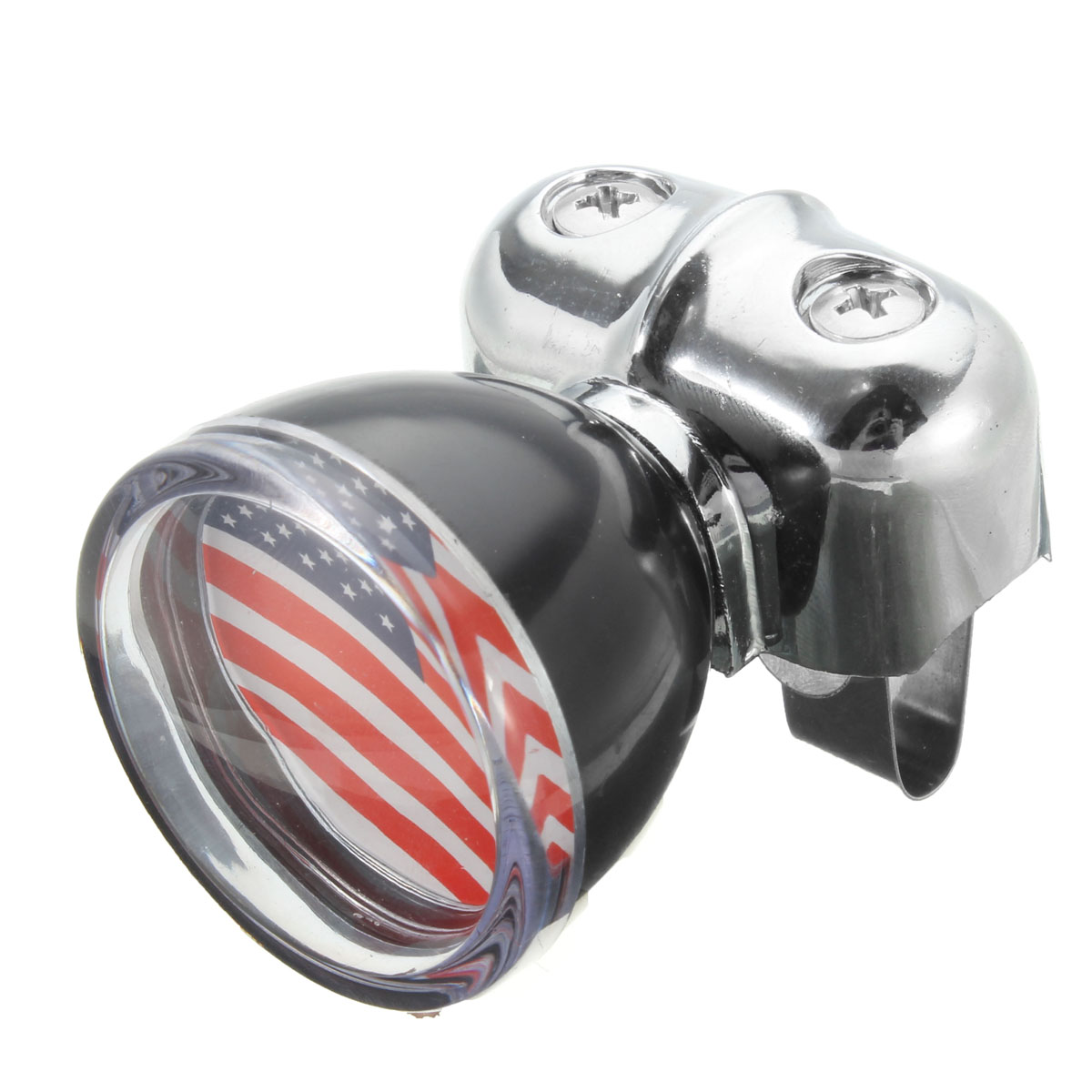Universal USA Flag Steering Wheel Spinner Suicide Power Knob Handle Car Truck New