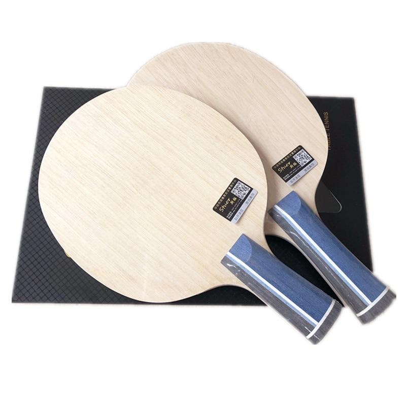 Stuor 19 NewHARIMOTO TOMOKAZU Table Tennis Blade ALC Carbon Table Tennis Rackets With Built-in Fiber Carbon