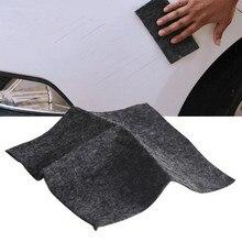 Автомобильный царапина ремонт нанометровой поверхности тряпки светильник краска для удаления царапин уход за дропшиппинг или