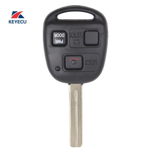 2007 lexus rx 350 key replacement