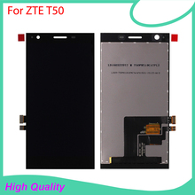 For ZTE T50 ZTE Blade VEC 4G LCD Display Touch Screen High Quality Mobile Phone LCDs