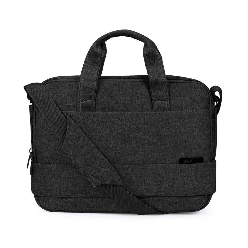 Laptop Briefcase Handbag Office Business-College Bags Shoulder-Bag Crossbody Waterproof