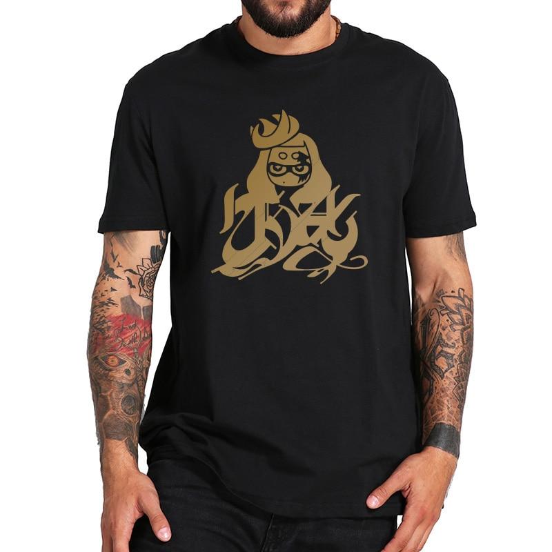 EU Size 100% Cotton   T     Shirt   Final Fest Team Chaos Splatfest   T  -  Shirt   Soft Crew Neck Casual Tops Tee