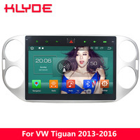 10.1 IPS 4G Android 8 Octa Core 4GB RAM 32GB ROM Car DVD Multimedia Player For Volkswagen Tiguan 2011 2012 2013 2014 2015 2016