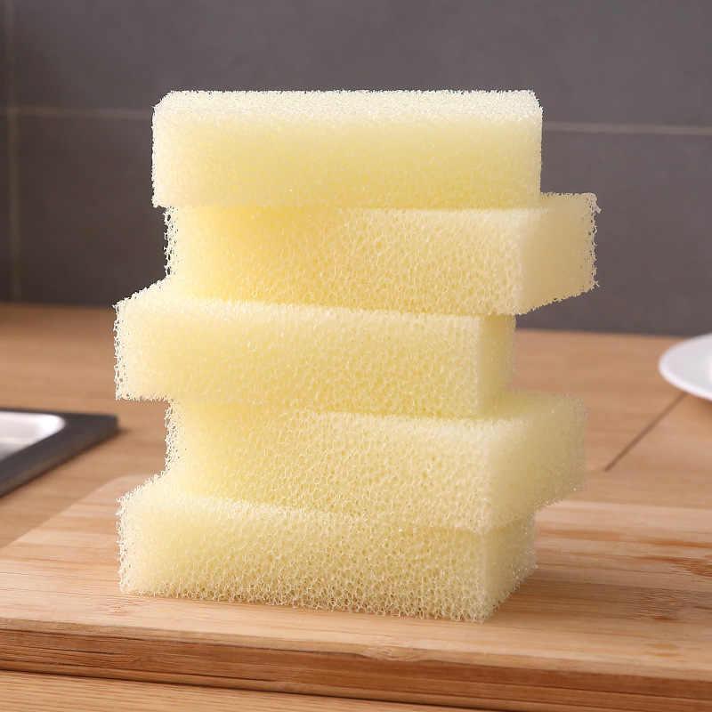 Мочалки Luffa без масла легко чистить губки для мытья посуды кубики сетки структура губки и чистящие прокладки инструменты для чистки