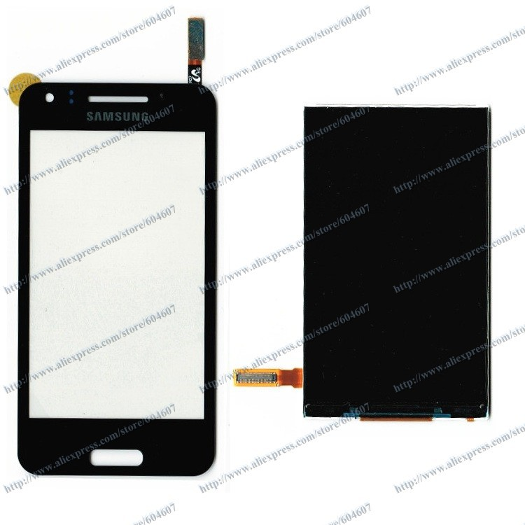 ФОТО New Black OEM Replace Touch Screen with Digitizer+LCD Display For Samsung Galaxy Beam I8530 GT-I8530 Phone