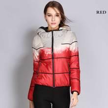 ZOGAA 2019 Womens Winter Jacket Female 80% White Duck Down & Coats Ultra Light Parka Outwear For Women