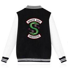 BTS Riverdale зимняя куртка женская плюс размер модная Новая Европейская стильная классная хипстерская брендовая Повседневная Harajuku осенняя куртка женская