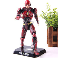 DC Justice League DAH 006 The Flash 1/9th Scale Figure Justice League The Flash Action Figure PVC Collectible Model Toy