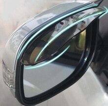 2 Chiếc Xe Oto PVC Mưa Lông Mày Bao Phụ Kiện Cho Dacia Lau Bụi Logan Sandero Stepway Lodgy Mcv 2 Dokker Tự Động Phụ Kiện