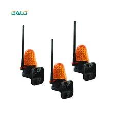 12 V 220 V Универсальный уличный светодиодный сигнал мигающий предупреждающий свет аварийная мигалка предупреждающий свет настенный