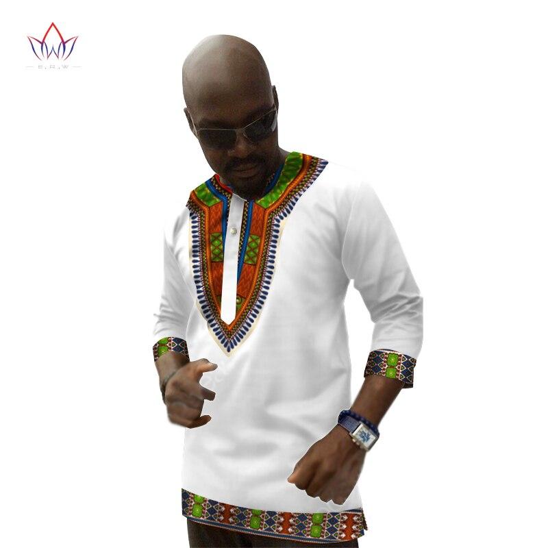Été marque hommes vêtements africains 6XL demi manches t-shirt hommes Slim Fit Dashiki hommes afrique Style hauts pour hommes t-shirts grande taille WYN79