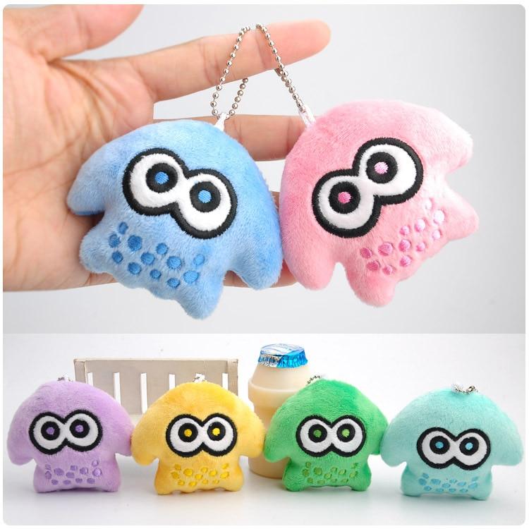 1Piece Soft Splatoon Plush Toy Doll Children's Cute Plush Pendant Plush Toys for Boys Girls