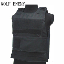 WOLF ENEMY Ultralight Ballistic Plate Carrier Snabbfrigöringspolis Swat Vest Tactical Ballistic Armor Plate Carrier Vest