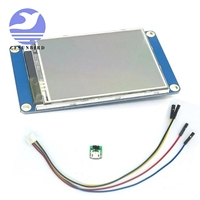 2 8 Nextion HMI Intelligent Smart USART UART Serial Touch TFT LCD Module Display Panel For