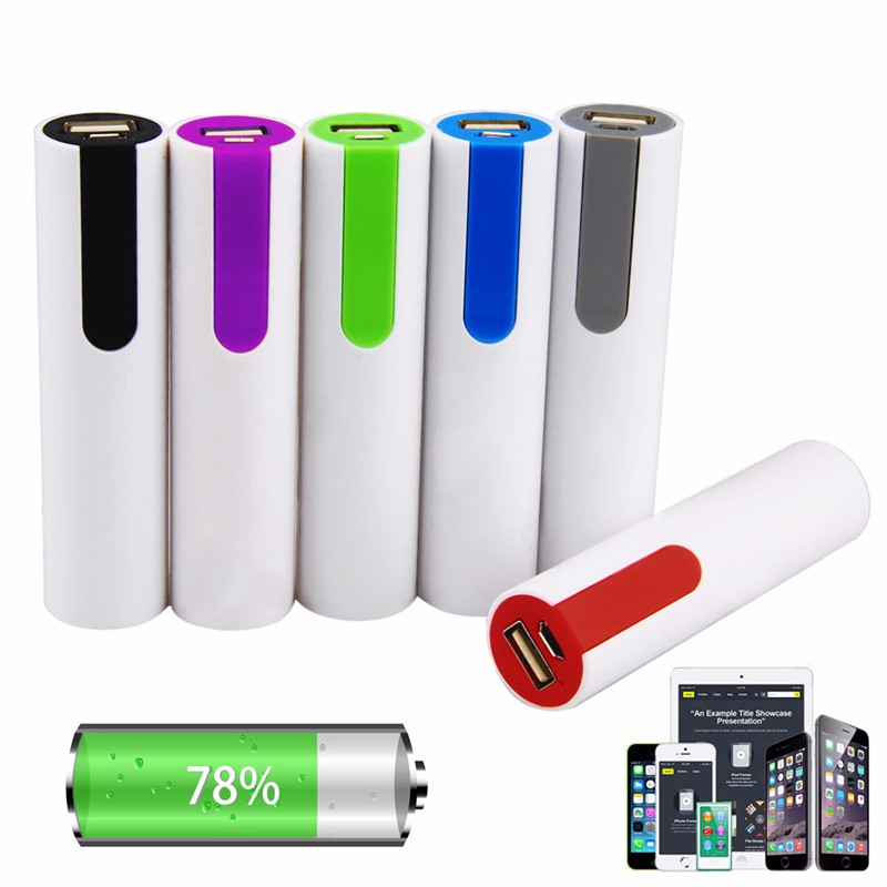 OOTDTY 5V USB Portable Power Bank 18650 Battery Charger Case Kit DIY Box For Cell Phone lit jn 325 portable 8400mah li ion battery power bank for phone ipad samsung more 5v