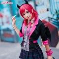 Maki Nishikino Cosplay Lovelive Love Live Anime Unawakened Unidolized Devil Koakuma Uwowo Demon Costume