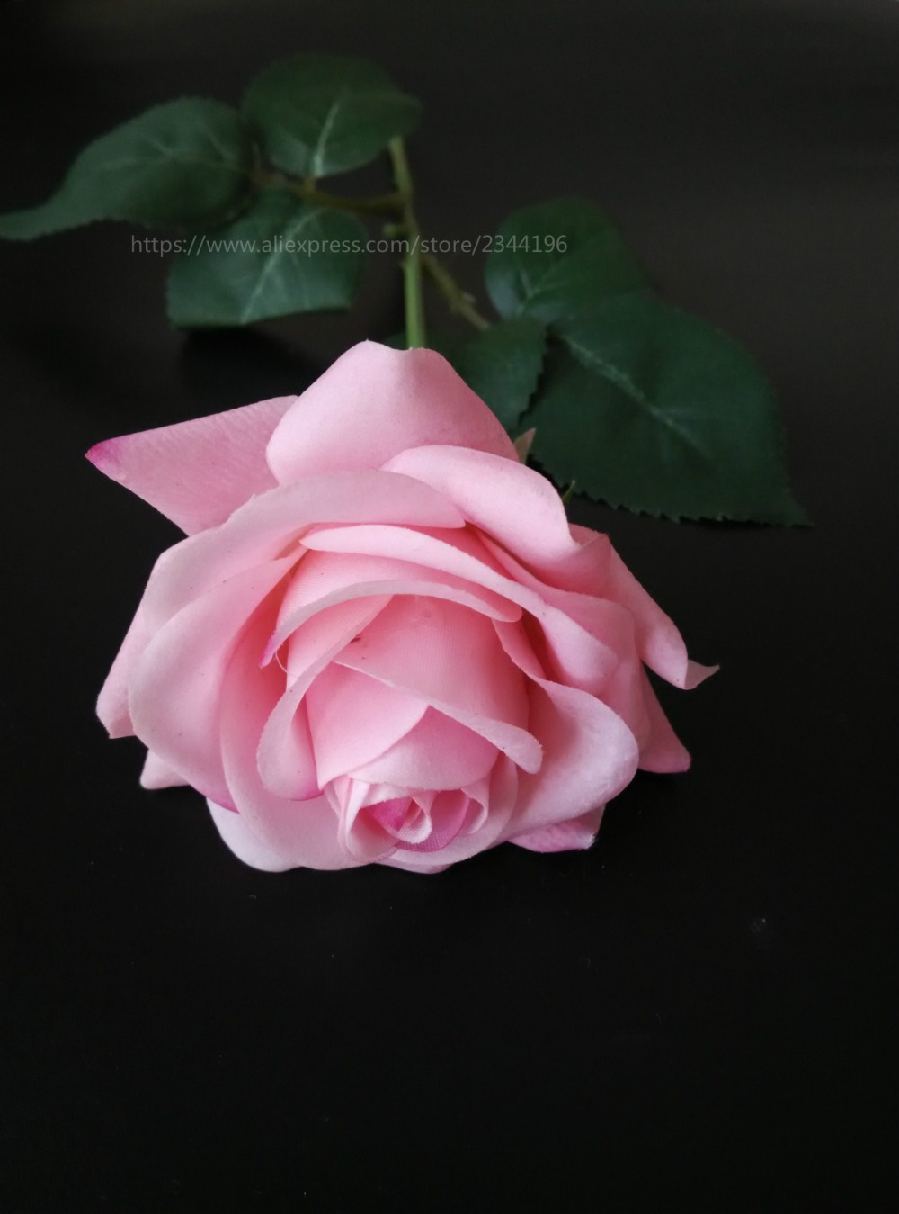 Valentines day baby pink rose for baby girl birthday wedding valentines day baby pink rose for baby girl birthday wedding decoration flower arrangement real touch flowers in artificial dried flowers from home mightylinksfo