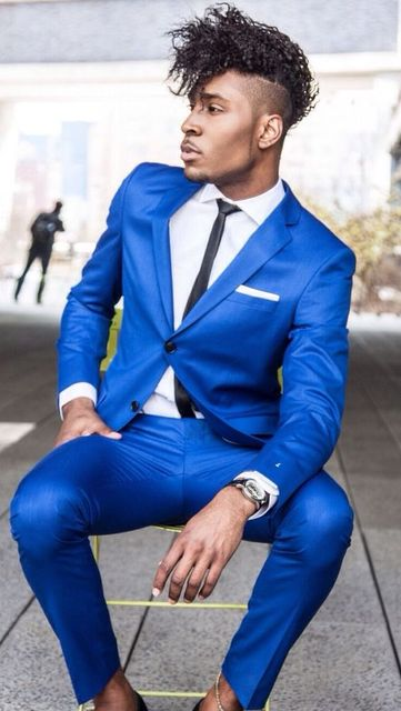 492f55a8fb4 2017 Latest Coat Pant Designs Royal Blue Men Suit Formal Skinny Tuxedo  Party Simple Modern Custom 2 Piece Jacket Masculino LO8