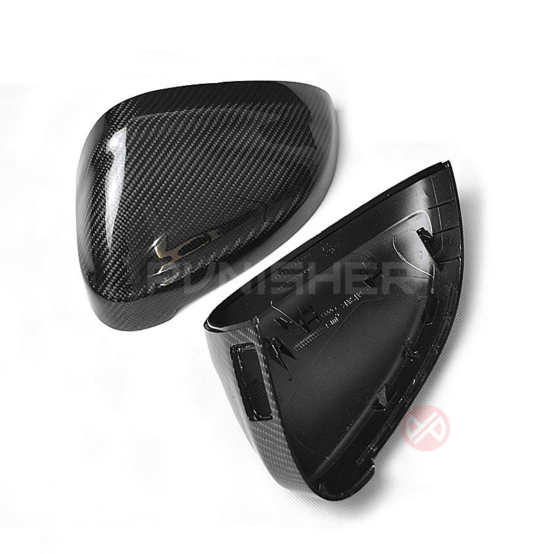 Replacement Style For Audi A4 S4 A5 S5 B9 Rear View Side