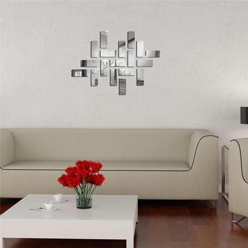 Stickers Miroir Design. Stunning Du Miroir Dcoratif With Stickers ...