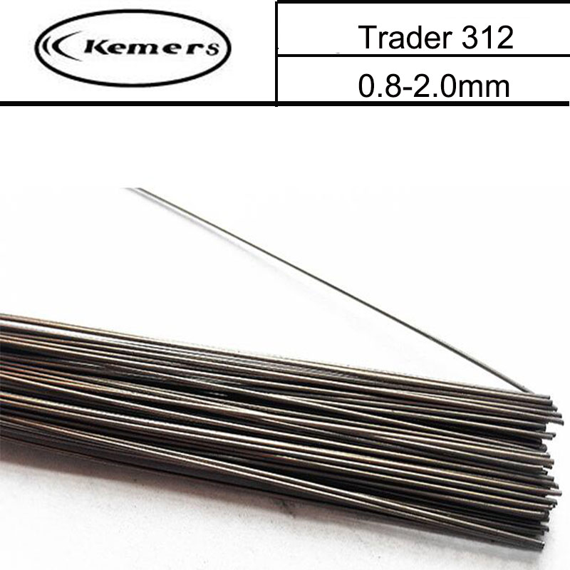 1KG/Pack Kemers Trader Mould welding wire 312 pairmold welding wire for Welders (0.8/1.0/1.2/2.0mm) S012026 корпус corsair obsidian series 350d window cc 9011029 ww