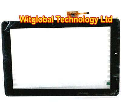 New 10.1 inch CROWN B988 Tablet touch screen digitizer Touch panel Sensor Glass Replacement Free Shipping