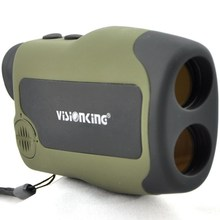 Visionking 6X25CC Range Finder BAK4 Rangefinde Laser Rangefinder Monocular 600 m Telescopes For Hunting  Ranger Finder Free Ship