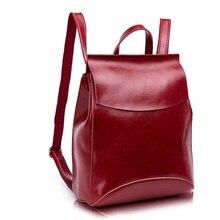 Chispaulo 2017 женщины мягкая натуральная кожа рюкзак старинные школьные сумки для девочек-подростков случайный сумки женский плеча кисточкой c170