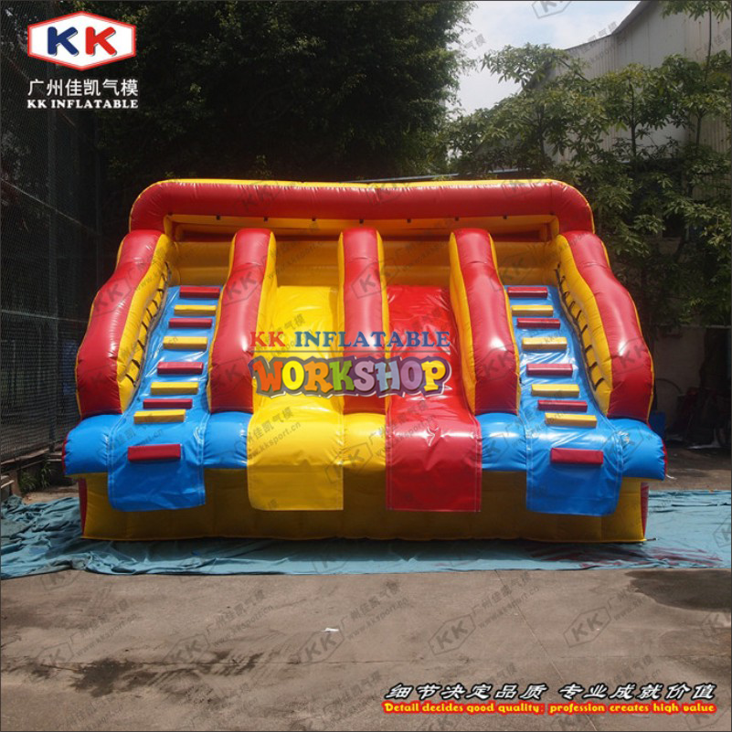 Classic Inflatable Water Park Water Slide  Made In China Large Amusement Water Park Facilities For Sale