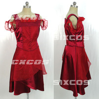 Sound horizon lolita feestjurk rok cosplay kostuum elke size mannelijke vrouwelijke kleding
