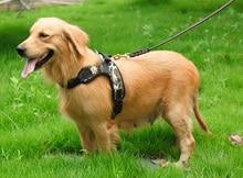 Adjustable Nylon No Pull Dog Harness