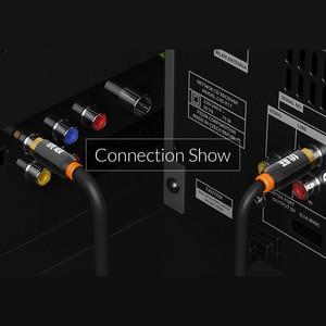 Image 3 - Unnlink HIFI 5.1 SPDIF Dây Cáp Đồng Trục Dây Kỹ Thuật Số AV RCA Audio 2M 3M 5M 8M 10M Dành Cho Loa Siêu Trầm Loa TV Dây Amplifer Soundbar