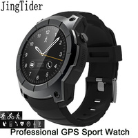 JingTider S958 GPS Smart Watch Professional Sport Watch Heart Rate Monitor Barometer Color Display 2G Sim