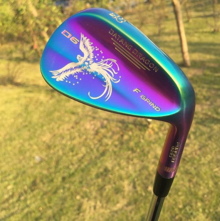 2017 datang dragón palos de golf/golf grips/putter del golf/golf wedges/apretone