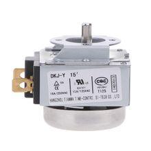 DKJ-Y 15 минут 15A таймер задержки переключатель для электрической духовки
