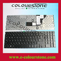 Brand new Russian layout laptop keyboard for HP probook 4510s 4515s 4710s black colour without frame  small enter key