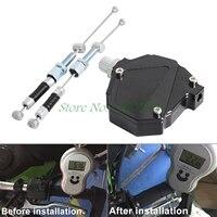 CNC Universal Stunt Clutch Easy Pull Cable System Motorcycles Dirt Bike For Suzuki Yamaha Kawasaki Aprilia