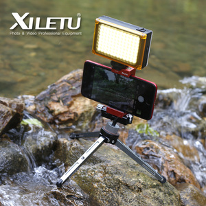 Image 5 - XILETU XT 15+BS 1 Camera Phone Stand Lightweight Tabletop Mini Tripod For Smartphone DSLR Mirrorless Camera