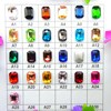lass Crystal 4*6mm 6*8mm 8*10mm 10*14mm 13*18mm 18*25mm 18*27mm colors Rectangle shape Glue on Crystals rhinestone beads diy