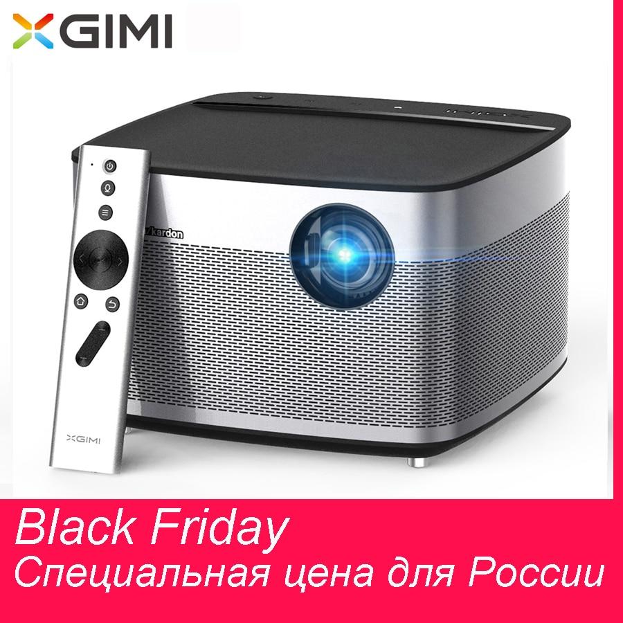 1080p Hd Mini Projector Led Home Cinema Theater Multimedia: XGIMI H1 4K Full HD Video DLP Led Projector Mini Portable
