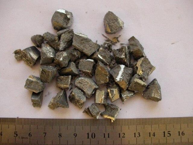 Yttrium Metall 10g 99,9% -element metal yttrium metall 10g 99 9