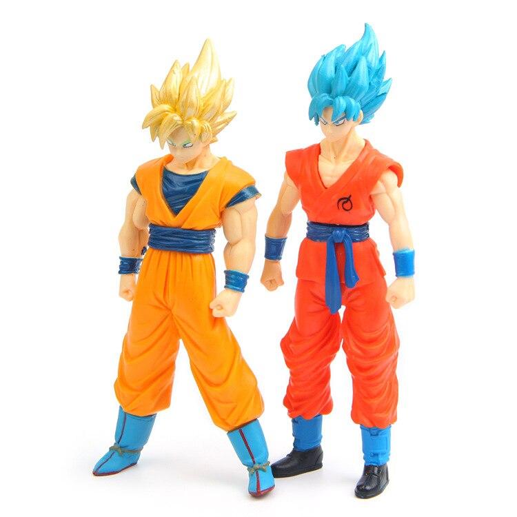 de modèles Goku Saiyan